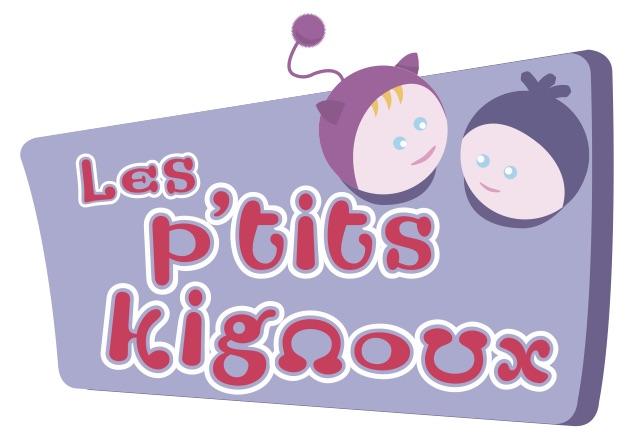 Logo les P'tits Kignoux