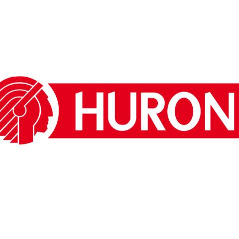Logo de Huron