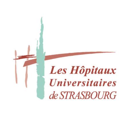 Logo des Hôpitaux Universitaires de Strasbourg