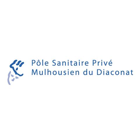 Logo du Pole Sanitaire Privé Mulhousien du Diaconat