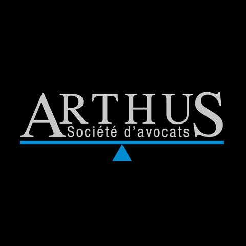 Logo Arthus avocat vue 2