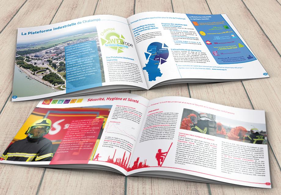 Rapport Développement Durable Solvay pages intérieures 4