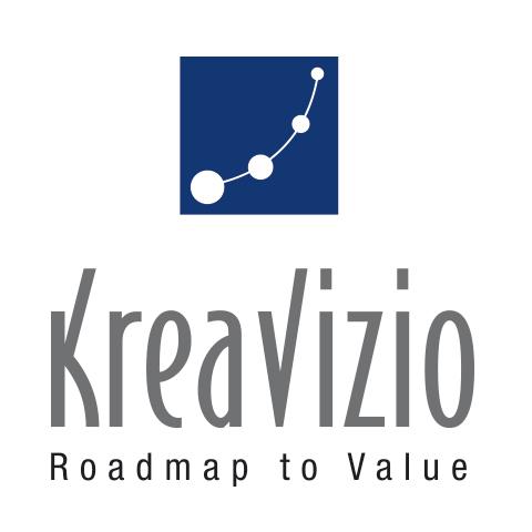 Logo Kreavizio vue 4