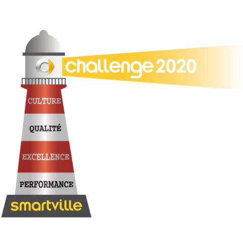 Logo du Challenge 2020 de Smart