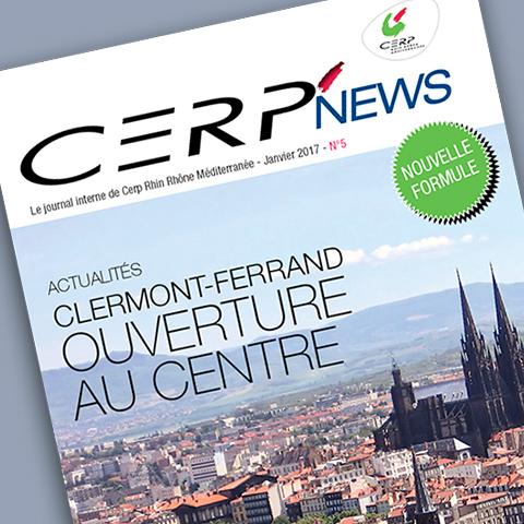 Journal Interne Cerp Rhin Rhône Méditerranée CerpNews 3
