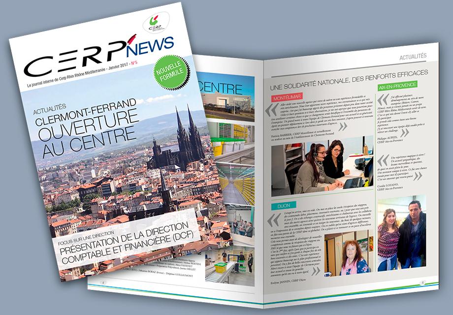 Journal Interne Cerp Rhin Rhône Méditerranée Cerp News
