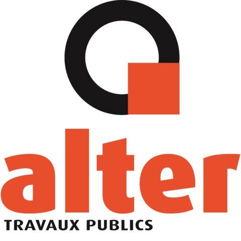 Logo de l'entreprise Alter travaux publics