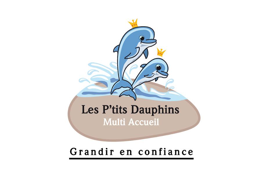 identite visuelle les ptits dauphins