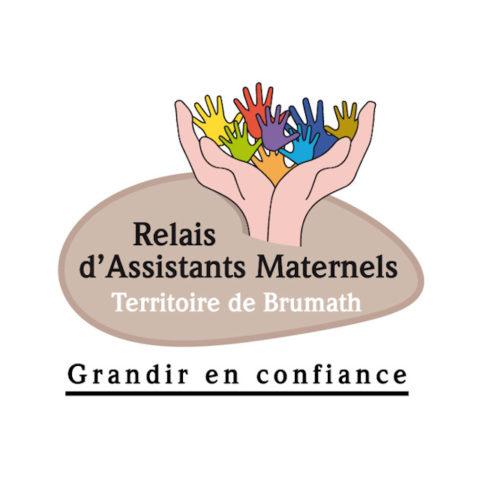 identite visuelle relais d'assistants maternels