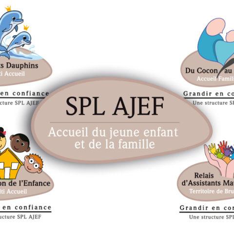 logos societes spl ajef